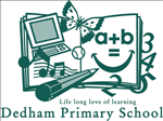 Thankyou from Dedham C of E Primary School